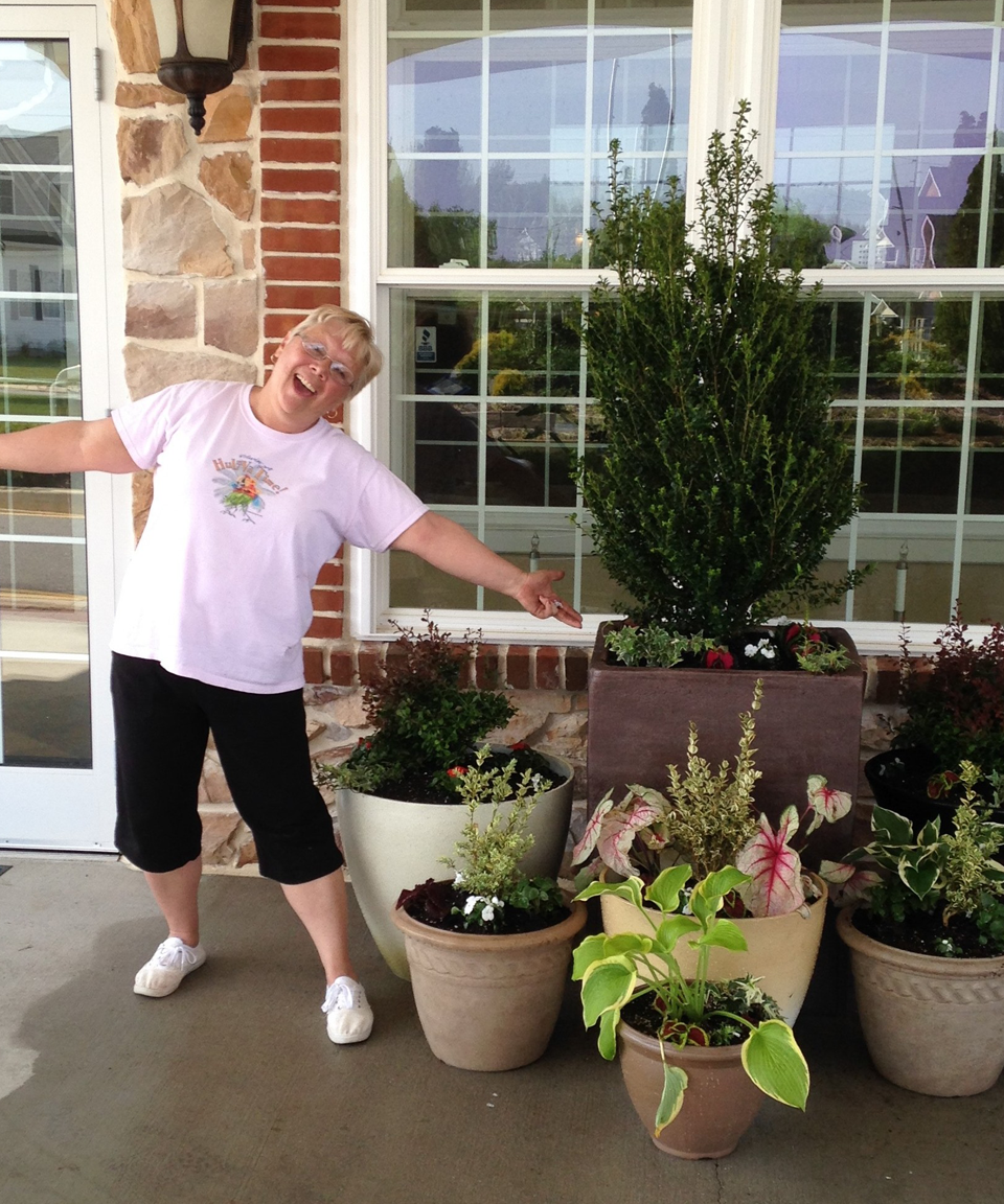 Nobles Pond Lifestyle Director Colleen