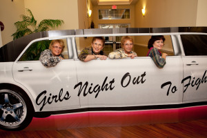 Girls Night Out to Fight MS at Noble's Pond