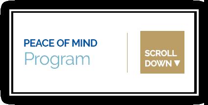 Peace of Mind Program