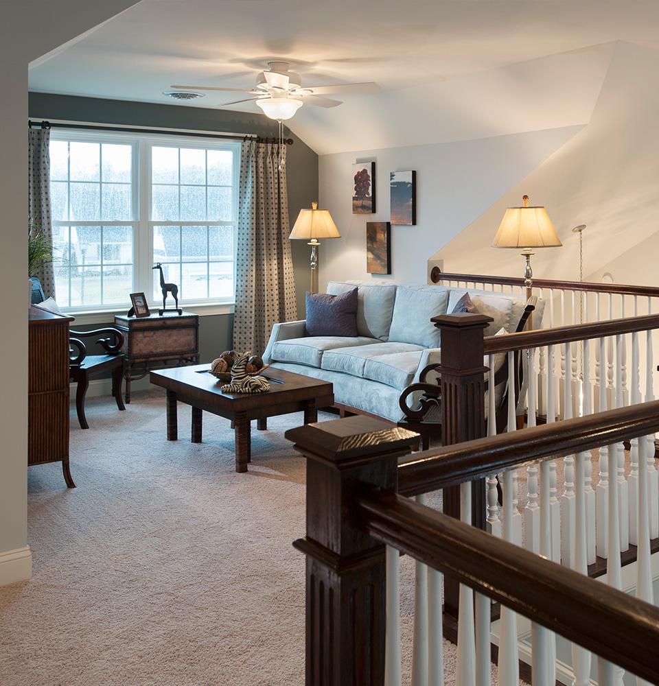 The Carolina Upper Floor