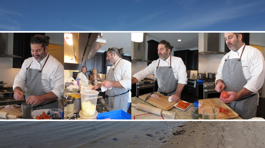 Chef Jay Caputo and The Caputo Restaurant Group