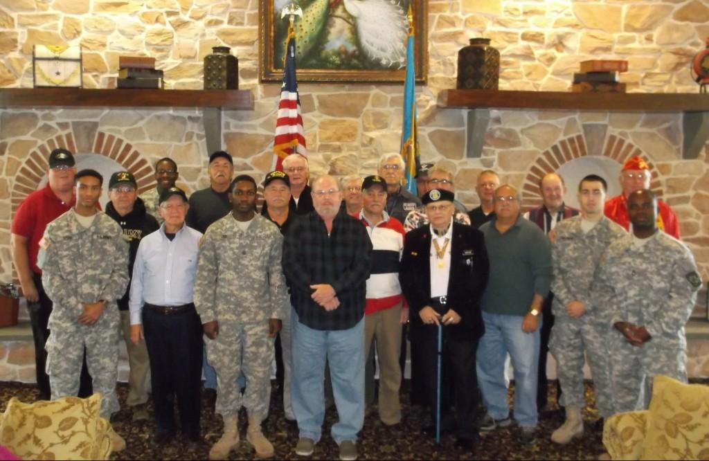 Veterans 2013