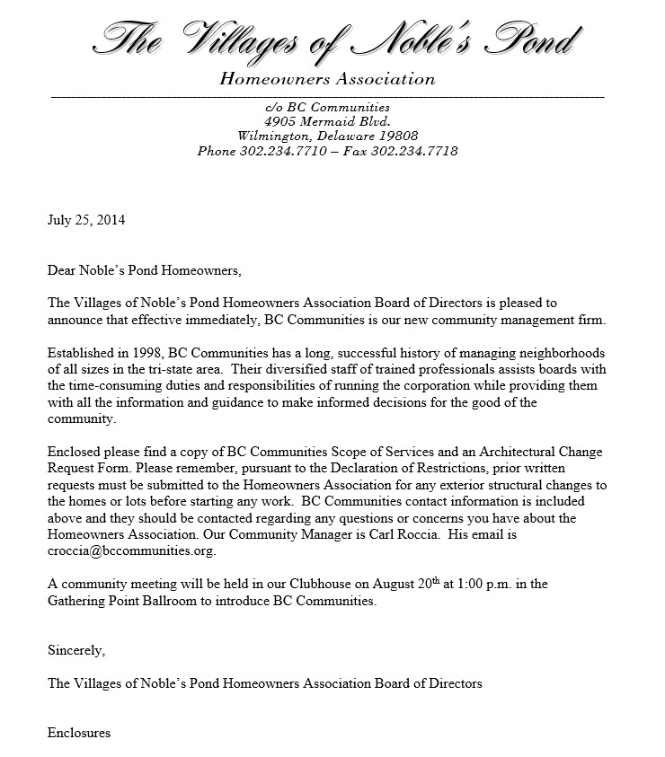 BC intro letter