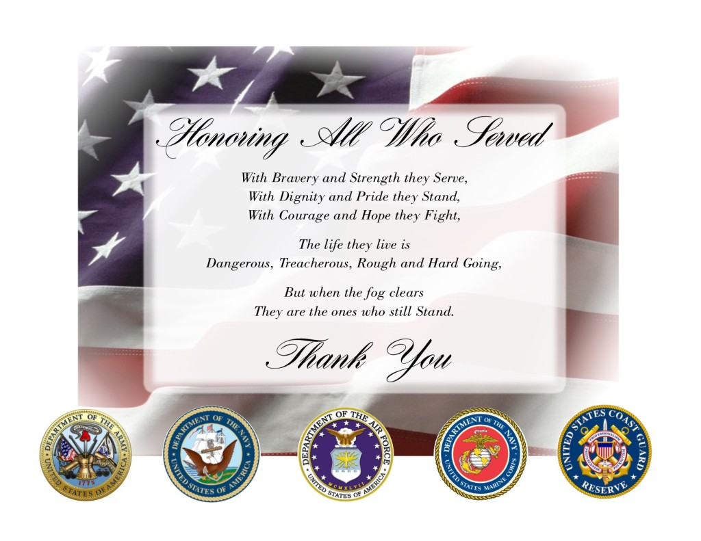 veterans day Post 2014