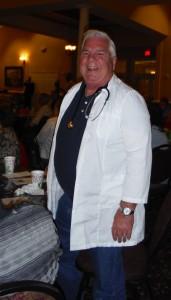 Ernie as Doctor