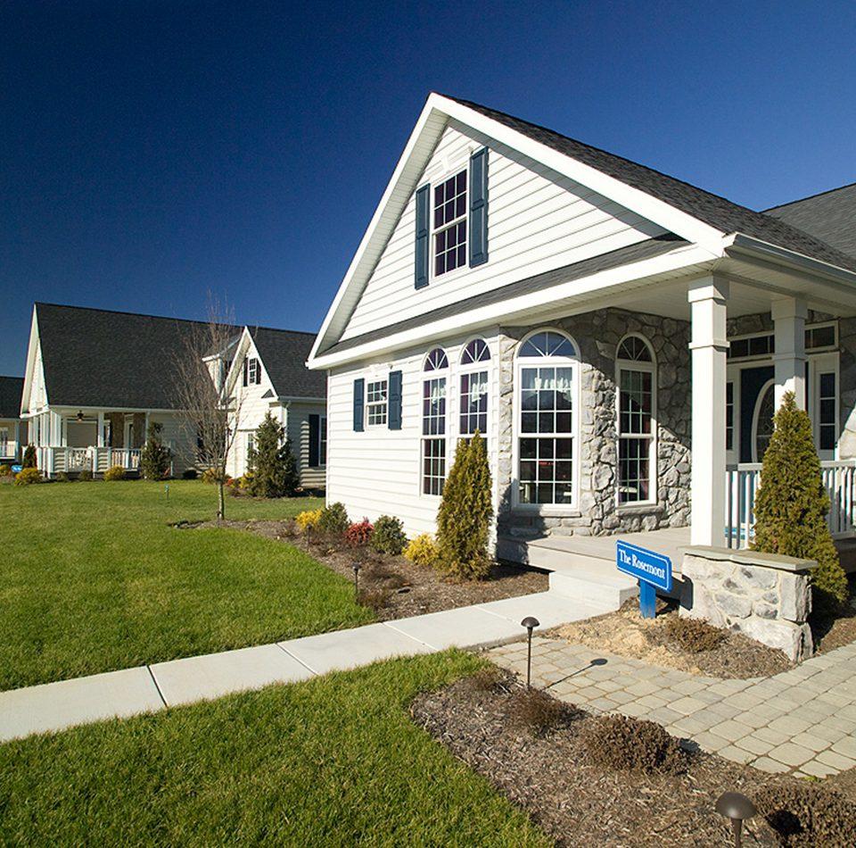 Noble's Pond Homes community in Dover, Delaware