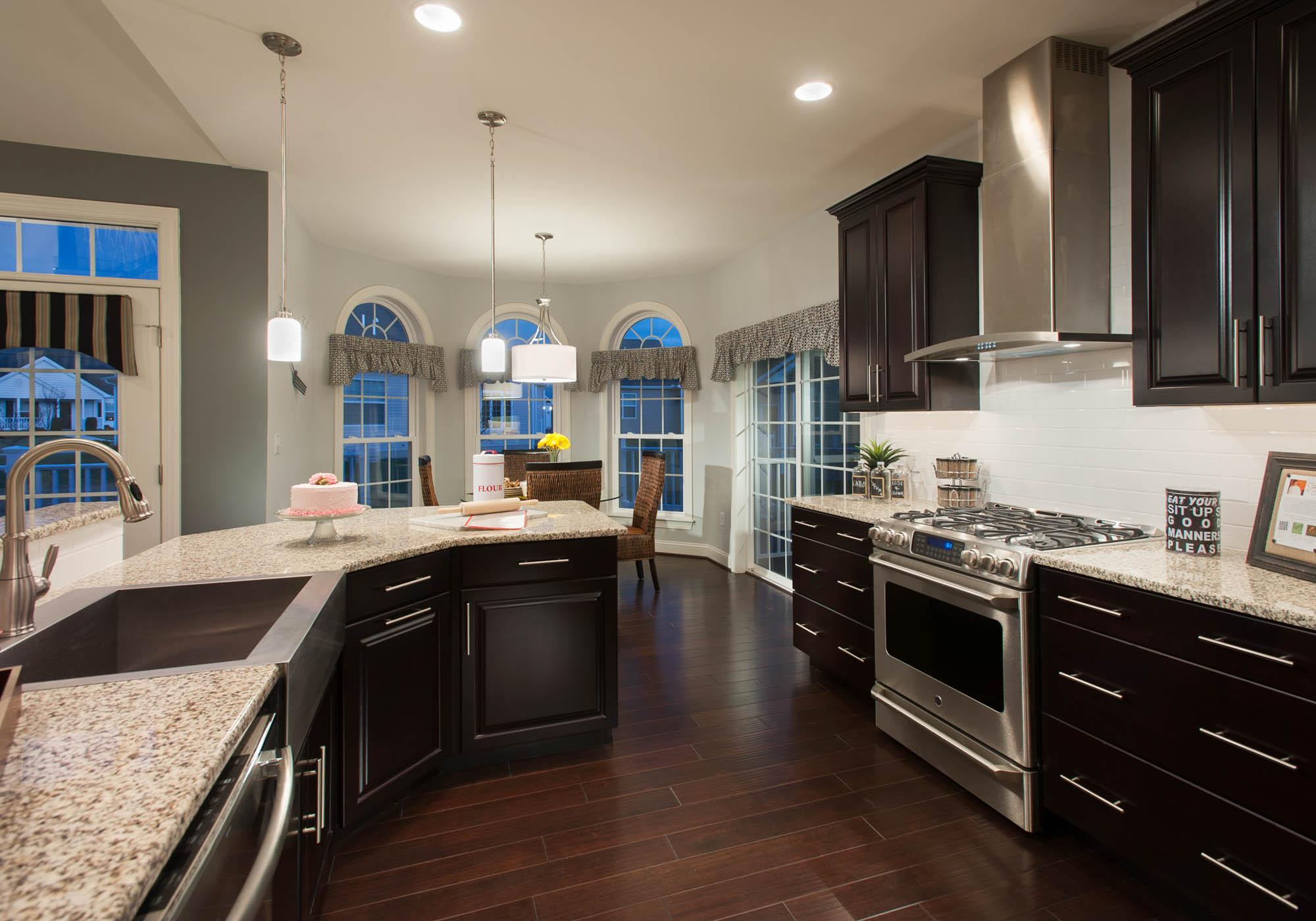 The Carolina - Kitchen