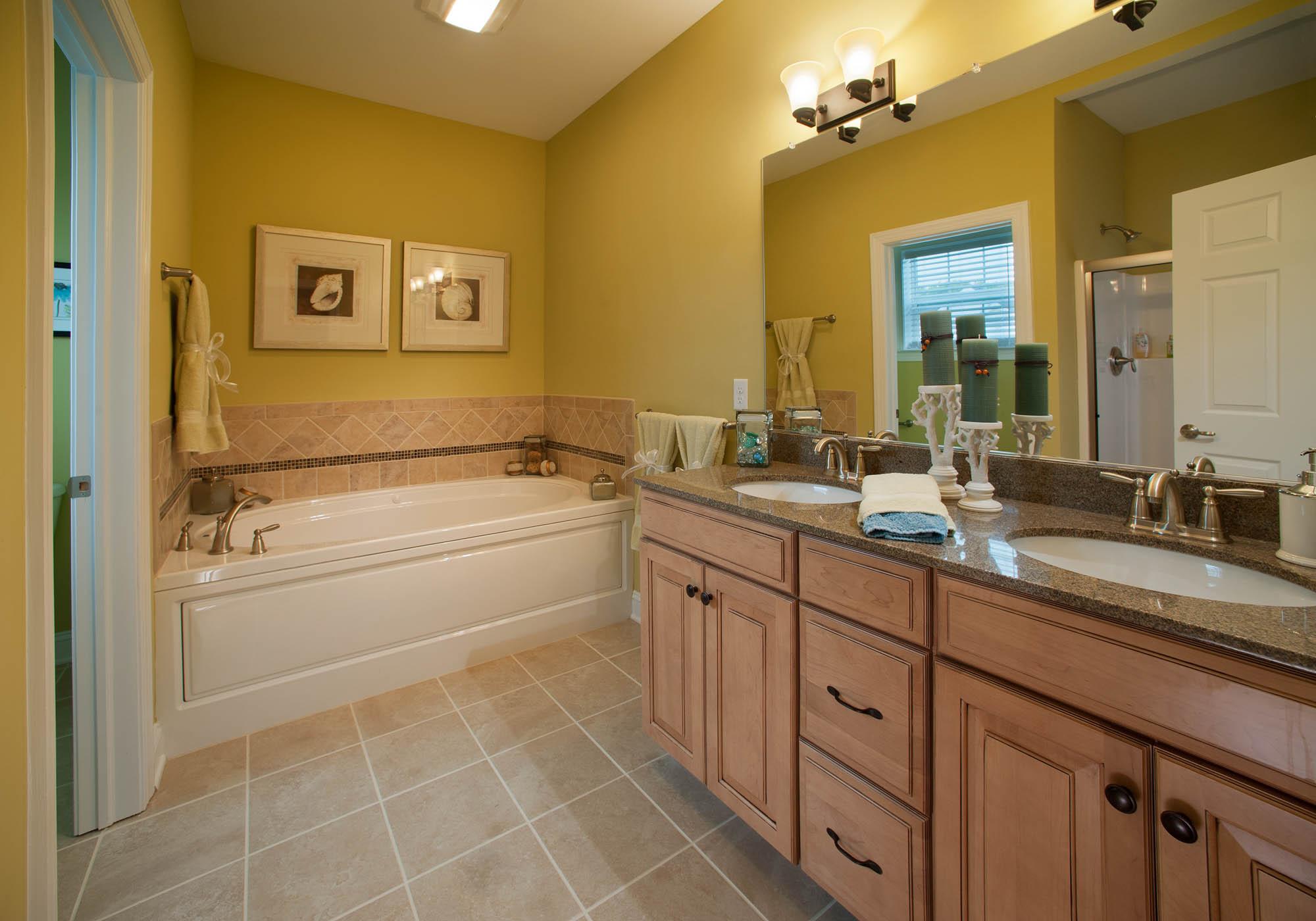 Bathroom Vanities Woodbridge The Woodbridge Spacious Fully Equipped Ranch Home
