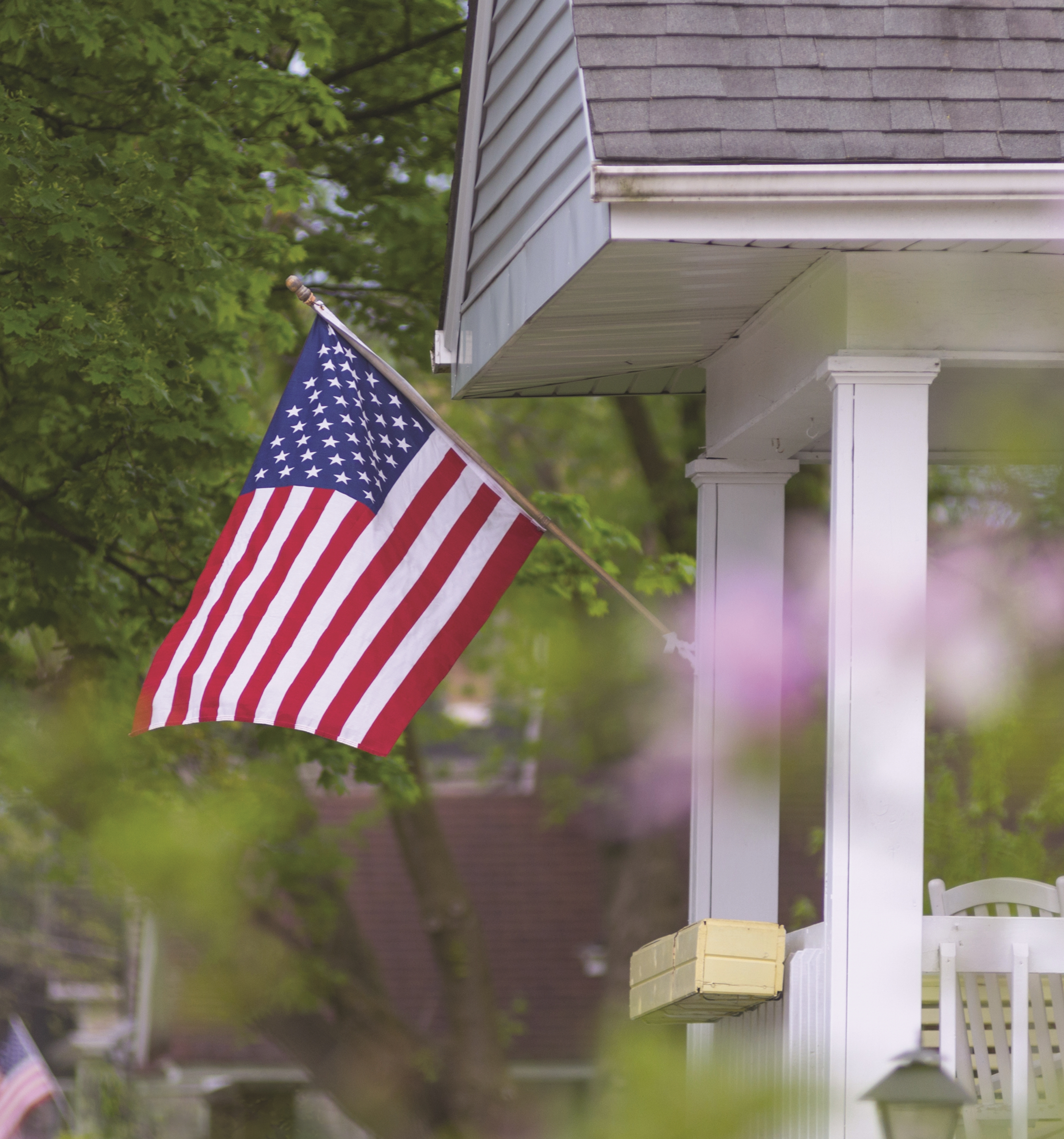 Homes for Our Brave- flag