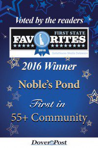 Voted by Readers as the #1 55+ Community